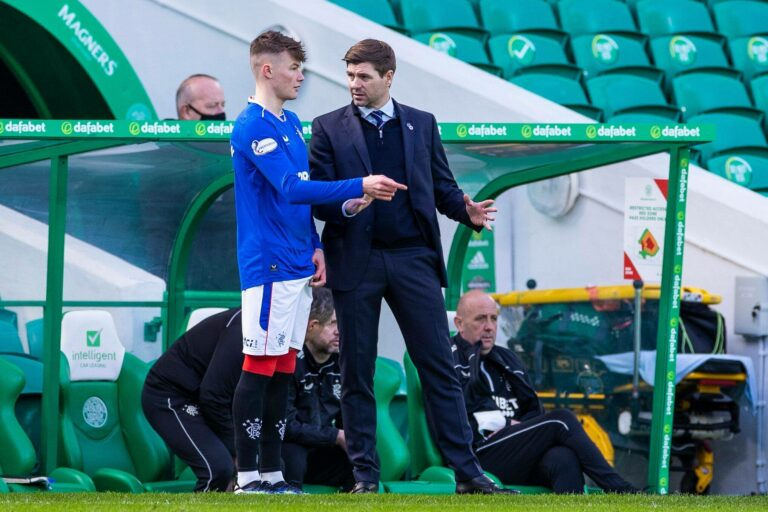 Rangers throw out doubled bid for defender