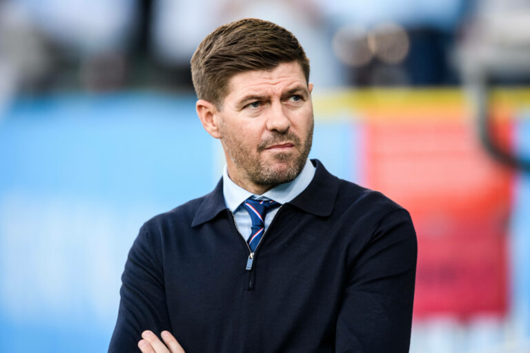 Stevie reveals new injury blow as striker misses out