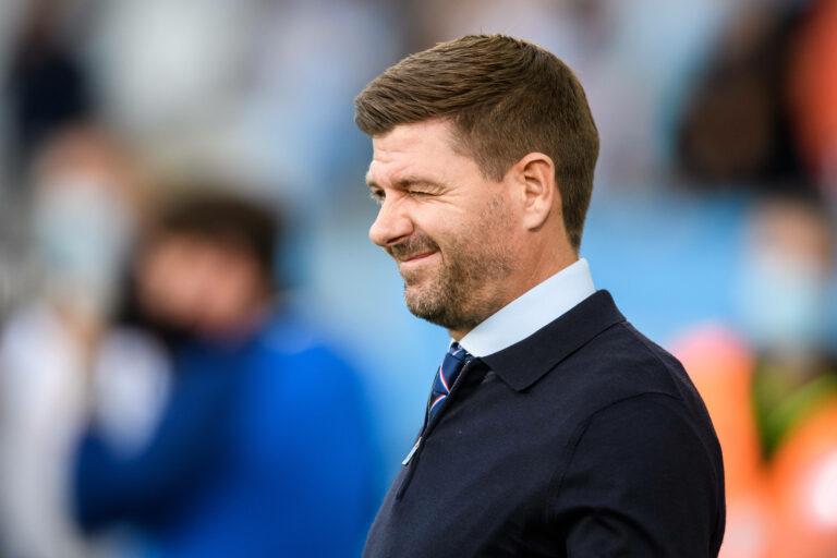 One surprise in team selection as Rangers face Alashkert