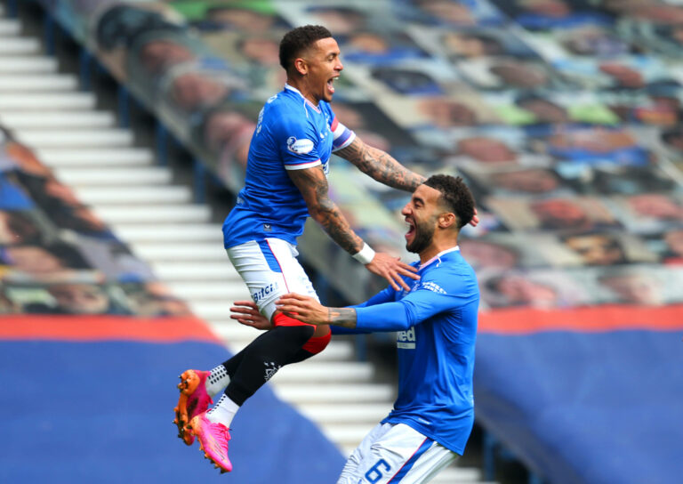First game without Goldson reveals true nature of Rangers