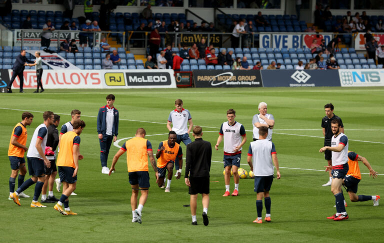 Rangers' cinch controversy – no one noticed Ross County…