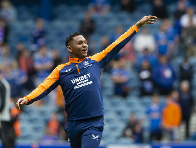 Alfredo Morelos confirms desire to join Porto