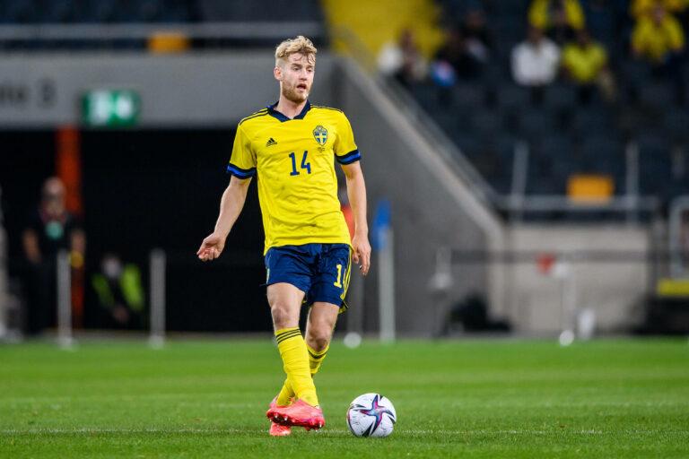 Helander shock for Sweden as Rangers man shows up coach