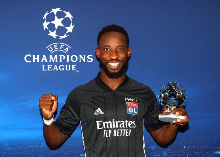 Moussa Dembele story grows wings as Lyon arrive in Scotland