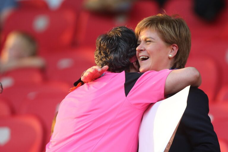 Scottish government give support to Lyon as Ibrox as awaits